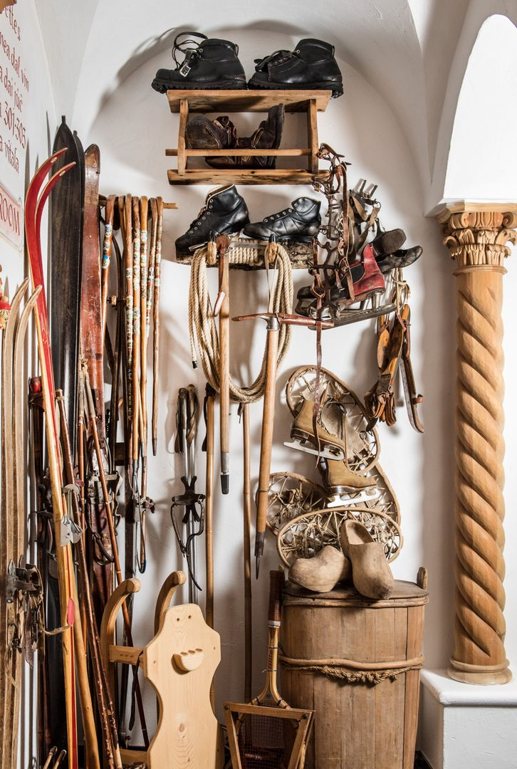 Museum in San Vigilio - Dolomites | Hotel & Museum Al Plan